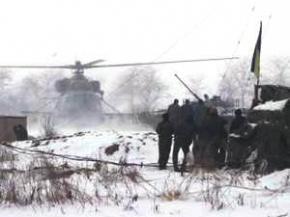 Сегодня на всех позициях украинских войск введен в действие режим прекращения огня