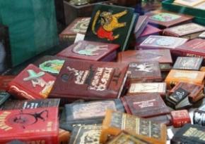 В Украине станет меньше российских книг