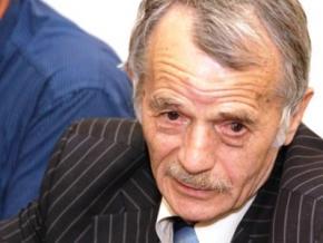 Джемілєв просить віддати частину Херсонщини під кримськотатарську автономію
