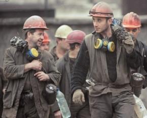 На Волыни бастуют горняки из-за закрытия шахт