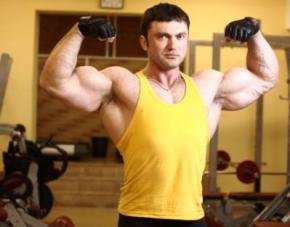 Українець Андрій Кухарчук став абсолютним чемпіоном світу з класичного бодібілдингу