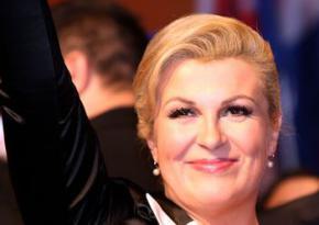 Президентом Хорватии стала женщина