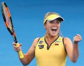 Украинская теннисистка Элина Свитолина прошла во второй круг Australian Open