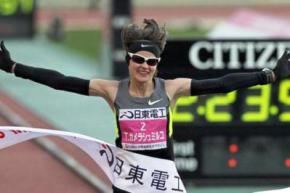 Украинка Татьяна Гамера-Шмырко выиграла марафон в Японии с национальным рекордом
