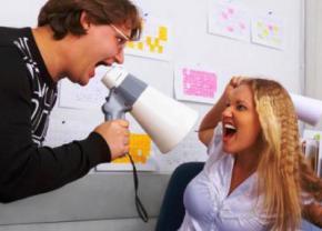 Как вести себя на работе если начальник агрессивен и оскорбляет Вас?