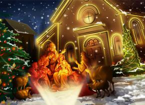 7 января украинцы празднуют Рождество Христово по Юлианскому календарю