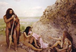 Неандертальцы и люди встретились 55 тыс. лет назад, - археологи