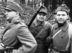 Во Львове снимают исторический фильм