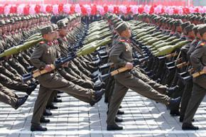 Северная Корея привела войска в повышенную боеготовность