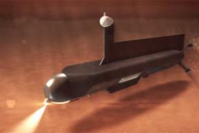 НАСА представило ескіз атомної субмарини для дослідження морів на супутнику Сатурна