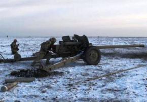 За сутки Украина потеряла пятерых военных