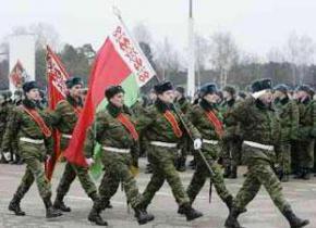 Лукашенко розпорядився зміцнити білоруську армію