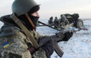 За сутки в зоне АТО погибли 2 военных, 10 ранены