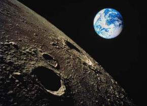 В недрах Луны найдены следы земной жизни