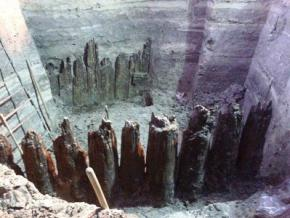 В Киеве археологи нашли улицу времен Киевской Руси