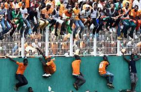 Трое убитых и десятки раненых: финал Кубка Африки закончился трагедией