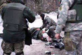 За сутки на Донбассе погибли 11 украинских воинов, ранены - 40, - СНБО