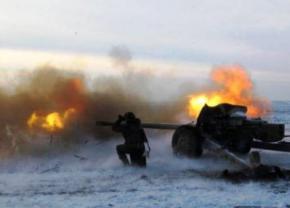 За добу в боях на Донбасі загинули семеро українських вояків, 23 - поранені