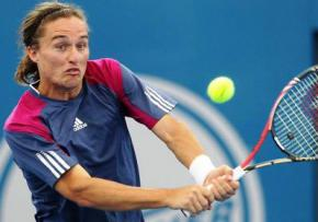 Украинский теннисист Александр Долгополов пробился в чертьфинал престижного турнира