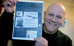 Пенсіонер долетів з Іспанії до Великобританії по копії автобусного проїзного