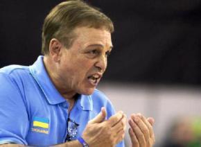 Сборная Украины по баскетболу лишается тренера из-за долгов по зарплате