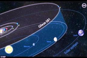 Астрофізики зловили сигнал від