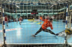 Матч між збірними Росії та України з гандболу перенесли вдруге