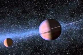 Вчені припускають що на супутнику Сатурна може існувати життя