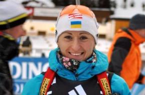 Валя Семеренко стала третьей биатлонисткой мира