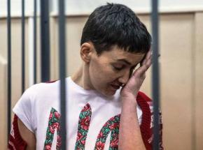 Надія Савченко погодилася частково припинити голодування