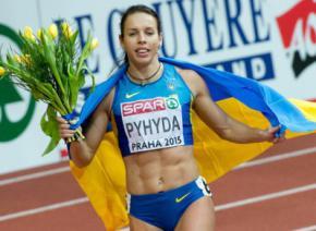 Українка Наталія Пигида завоювала золото на чемпіонаті Європи з легкої атлетики