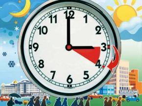 У неділю Україна переходить на літній час