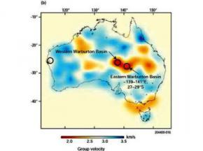 В Австралии случайно найдены крупнейшие на Земле метеоритные кратеры