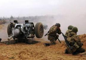 За сутки на Донбассе погиб 1 воин, 8 получили ранения
