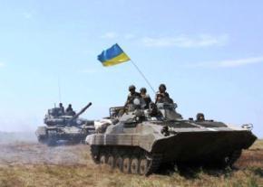 Сутки в АТО на востоке Украины прошли без потерь, ранено шесть воинов