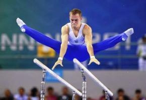 Украинский гимнаст впервые в истории завоевал Кубок мира по многоборью