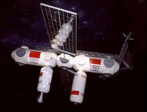 Китай намерен запустить в космос собственную орбитальную станцию в 2018 году