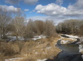 6 і 7 березня в Україні прохолодна погода, місцями пройде мокрий сніг та дощ