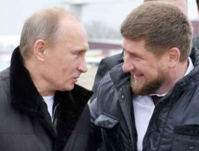 Кадиров пообіцяв віддати життя за Путіна