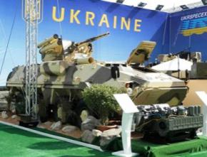 Україна входить в десятку найбільших експортерів зброї