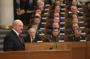 Лукашенко назвал россиян братьями и пообещал всегда быть вместе