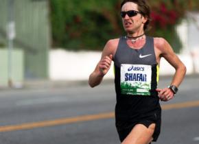 Український бігун Віталій Шафар увійшов до десятки кращих на Бостонському марафоні
