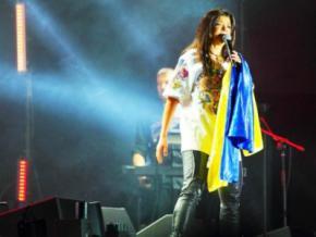 Руслана споет гимн Украины перед боем Кличко-Дженнингс