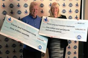 Британська пара вдруге в житті виграла в лотерею EuroMillions