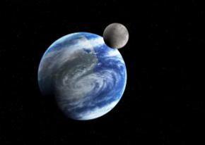 Ученые выяснили историю рождения Луны