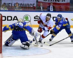 Збірна України з хокею програла четвертий матч поспіль на чемпіонаті світу