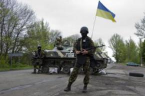 За минувшие сутки ранены трое украинских военных, погибших нет