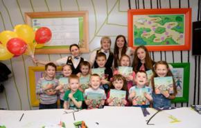 МакДональдз презентує Національну програму для дітей