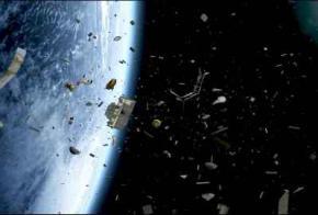Ученые нашли способ борьбы с космическим мусором