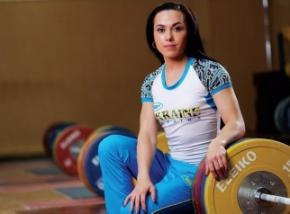 Украинка Юлия Паратова стала чемпионкой Европы по тяжелой атлетике